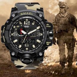 $enCountryForm.capitalKeyWord Australia - 2019 Smael Camouflage Military Digital-watch Men's G Style Fashion Sports Shock Army Watch Led Electronic Wrist Watches For Men MX190716