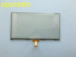 dvd panel touch UK - Brand new 6.1Inch LCD touch panel LA061WQ1(TD)(04) LA061WQ1-TD04 only touch digitizer for Toyotta car DVD GPS navigation 5pcs