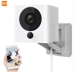 Cctv Wifi Ip Australia - Original Xiaomi CCTV Mijia Xiaofang 110 Degree F2.0 8X 1080P Digital Zoom Smart Camera IP WIFI Wireless Camaras Cam