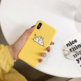 apple couple NZ - Couple Bunny Piglet for Apple 8x Mobile Shell iphone7plus Cartoon