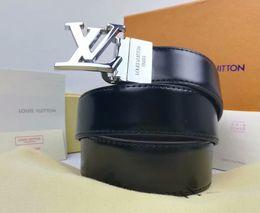 $enCountryForm.capitalKeyWord Australia - 2019 years Temperament Designers Belts Men High Quality Leather Mens Belt Luxurys genuine leather Automatic buckle belts For men's trousers