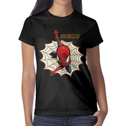 3e587ef46 Amazing-spider-man-logo-spiderman- Women T Shirt black Shirts Custom T  Shirts Make a Personalised Christian Print Your Own Shirt Black