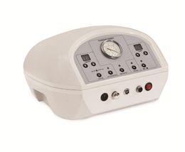 Ultrasonic Hot Cold Machine UK - 3in1 More powerful Microdermabrasion 3wands 9tips ultrasonic hot cold massage hammer diamond peeling face eye beauty machine MS4028B