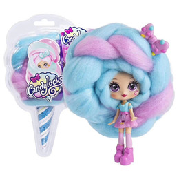 Sweet candy girl online shopping - 12inch Candylocks candy locks long hair dolls beautiful Sweet Treat Toys Hobbies Dolls Accessories Marshmallow Hair cm Surprise Hairstyle
