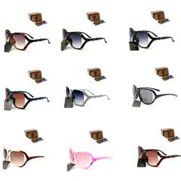 $enCountryForm.capitalKeyWord NZ - Oversized Round Sunglasses Fashion Brand Designer Women 2019 Summer New Beach Sun glasses Fashion Sports Running Bicycle Eyeglasses MDA01
