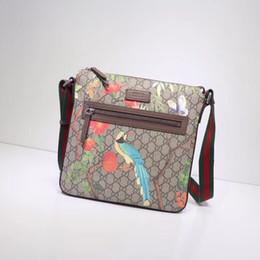 Handbag Small Fashion Man UK - In 2019,high quality,leather,fashion,Tophigh-end, men and women G bag, handbag, shoulder bag, backpack,model 406408, size27.5cm29cm3cm