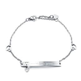 $enCountryForm.capitalKeyWord Australia - Fashion Women Bracelet 18k Gold Charm Heart Bracelets For Girls Hands Rhinestone Jewelry Gift Trendy Style Chain Bracelet Bangle