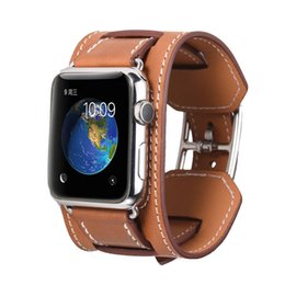 Unique Bracelet Watches NZ - for apple watch band Unique Design for Iwarch Wristbands with 42mm Business Casual Style for Apple Watch Band Bracelet Regulable Accessories