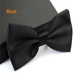 $enCountryForm.capitalKeyWord NZ - Men Tuxedo Bowtie Butterfly Bow Ties Eight Color Fashion Wedding Party Bordeaus black white silver champagne navy Blue pink blue