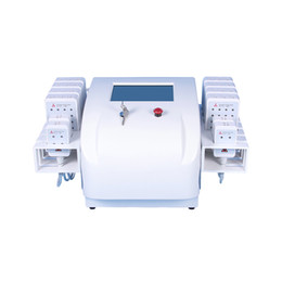 Lipo Slim Laser Machine Prices Australia - factory price 650nm & 980nm portable 208 diode lipolaser lipo laser non invasive 12 pads slimming machine fat burning for home use