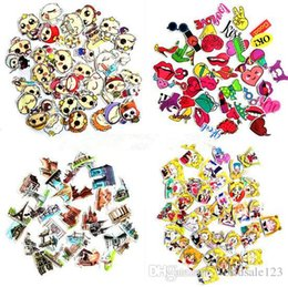 $enCountryForm.capitalKeyWord NZ - 36-45 pcs Mixed Cartoon Toy Stickers for Car Styling Bike Motorcycle Phone Laptop Travel Luggage Cool Funny Sticker Bomb JDM Decals