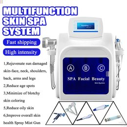 used microdermabrasion machines Australia - Newest Top Quality Facial Water Peeling Microdermabrasion Hydro Dermabrasion Beauty Machine For Salon Use
