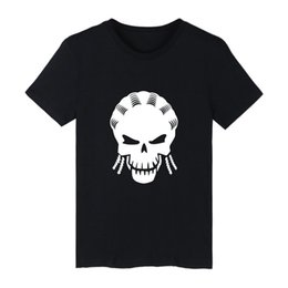 $enCountryForm.capitalKeyWord Australia - Suicide Squad Harley Quinn T-shirts Men Funny T Shirts Brand Cotton with Men TShirt Brand Famous in Cotton Tee Shirts 4XL