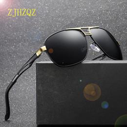 $enCountryForm.capitalKeyWord Australia - Fashion Polarized Sunglasses Mens Military Quality Sunglasses Polarized UV400 Male Pilot Sun Glasses For Men Eyewear Accessories