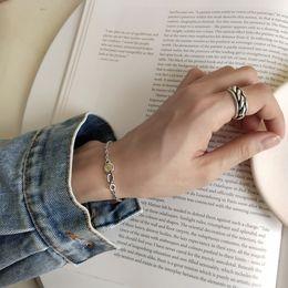 Wear Bracelet Australia - 925 sterling silver smile face jewelry interesting bracelet for women as gift and daily wearing