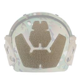 Helmet Hook online shopping - 5pcs set Helmet Patches Hook and Loop Fastener Sticky Accessories for AF Helmets