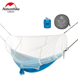 $enCountryForm.capitalKeyWord Australia - Naturehike 1-2 Person Outdoor Hammock Camping Hanging Sleeping Bed Swing Portable Double Chair Hamac with Mosquito Net