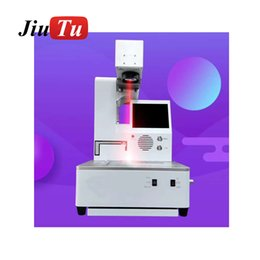 Built Computers Australia - Automatic Fiber Laser Marking Machine Engraver Cutter With Built-in Computer For iPhone 8 8P XS XR XSMax Rear Glass Separation