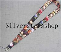 $enCountryForm.capitalKeyWord UK - FAIRY TAIL LANYARD Happy Lucy Natsu Gray anime manga ID neck key chain strap 4V#001
