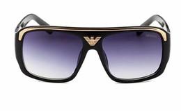 Colored Glasses Lenses Australia - 2018 Hot Sale Women Fashion Square Sunglasses Colored transparent Marine lens Sun Glasses Elegant Brand Designer polygon diamond glass men