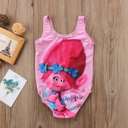 magic bodysuit NZ - CANIS 2018 Summer Kids Baby Little Girl Magic Wizard bodysuit swimwear Swimsuit Bodysuits Outfits Pink Clothes bodysuit girl