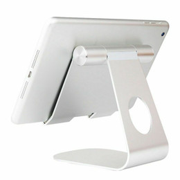 Discount adjustable multi angle holder stand - Tablet Stand Multi-Angle Holder Adjustable Phone Stand Support Alloy Bracket JHP-Best