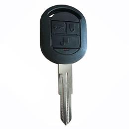 $enCountryForm.capitalKeyWord Australia - 3Buttons Remote Key Shell For Buick 2003-2007 Excelle HRV Car Key Blanks Case For Chevrolet Car Key Fob Uncut Blade