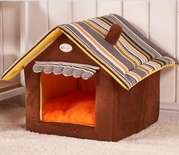 $enCountryForm.capitalKeyWord NZ - Hot sales !!! Free shipping wholesales Explosion models removable pet litter dog kennel cat dog house supplies pet bed pet cage