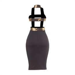 $enCountryForm.capitalKeyWord Australia - Womens Designer Dress Sexy Backless Dresses Luxury Printed Perspective Clothes Fashion Party Queen Egyptian Style for Ladies 2019 Summer Hot