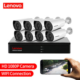 Lenovo systems online shopping - LENOVO P POE NVR Kit MP HD CCTV Security camera System Audio monitor IP Camera P2P Outdoor Video Surveillance System