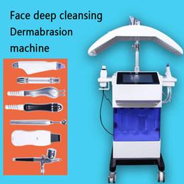 Chinese  Hydra Facial Machine Hydra Dermabrasion Hydro Peel Water Aqua Hydro Dermabrasion Whitening Skin Rejuvenation Therapy Laser manufacturers
