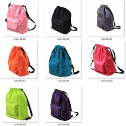 8 Colors Unisex Waterproof Swimming Bag Dry and Wet Sports Sand Beach Pool Bags  Swimsuit Swimwear Storage Bags CCA10945 10pcs f76206993fb8f