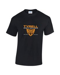 Chinese  Tyrell Corp Movie Mens T-Shirt inspired by Blade Runner manufacturers