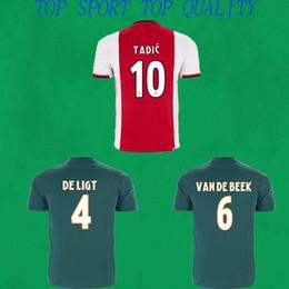 $enCountryForm.capitalKeyWord Canada - 19 20 Ajax Soccer Jersey 2019 2020 Ajax FC Home Away Third Football Shirts DE LIGT NOURI ZIYECH DOLBERG Football Tops Sports Uniforms