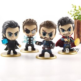 Doctor Strange Bobble Head Vinyl Figure Doctor Strange Action Figure Collectible Model Toy With Retail Box Action & Toy Figures