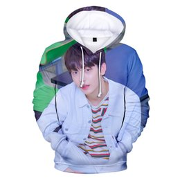 $enCountryForm.capitalKeyWord NZ - Newest Korean Chic 3D TXT Hoodies Men and Women Boy Girl Sweatshirts Fashion Hoody for Couples Warm Clothes Pullover Unisex Coat