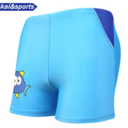 96543e588449a High Quality Children Swimming Shorts Cartoon Swimming Trunks for little  boys Swimwear
