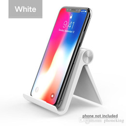 $enCountryForm.capitalKeyWord NZ - Phone Holder Stand For iPhone 8 X 7 6 Foldable Mobile Phone Stand For Samsung Galaxy S9 S8 Tablet Stand Desk Phone Holder