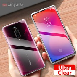 clear housing Australia - Case For Xiaomi Redmi K20 Pro Mi 9T Pro Mi9T K20 Case Cover Clear Soft Silicone Gel TPU Bumper luxury Shell coque Armor house