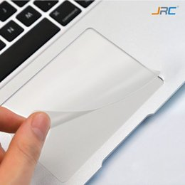 Touchpad Macbook NZ - laptop Touchpad protector Notebook For Macbook Pro touch bar 13 waterproof dustproof Transparent Touch Panel film.
