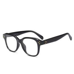 aab63e7819 Retro Women Glasses Frames Oversize Eyewear Optical Fashion Street Snap  Eyeglasses Myopia Prescription Female Big Spectacles