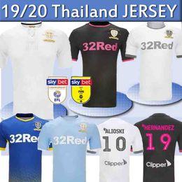 Soccer goalkeeper online shopping - New season leeds united soccer jersey ROOFE BAMFORD centenary years jerseys home away Goalkeeper Thai football shirt