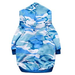 $enCountryForm.capitalKeyWord Australia - XU0318 hot 2019 A Camouflage Dog Clothes Spring Sweatshirt Pets Dog Clothing for Small Dogs Winter Puppy Coat Yorkie Chihuahua Apparel