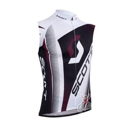 $enCountryForm.capitalKeyWord NZ - 2019 New SCOTT Cycling sleeveless jersey Cycling vest summer style bicycle Clothing MTB Bike Maillot quick dry cycling shirt A304152415