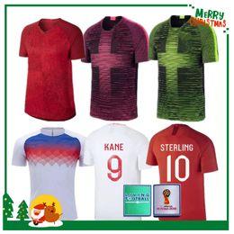 8a9c43feb 2018 DELE ALLI soccer jerseys KANE RASHFORD VARDY jersey 2019 ENGLAND home  away LINGARD STERLING STURRIDGE football shirt training wear