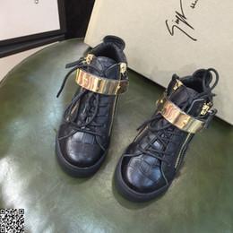 $enCountryForm.capitalKeyWord Canada - Kids casual shoes Kids designer shoes calfskin + velvet interior material autumn boys girls shoes crocodile leather pattern eur size 26-35