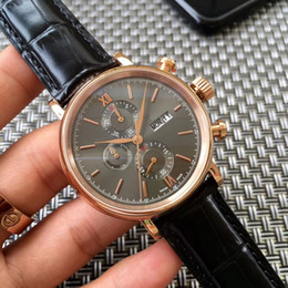 $enCountryForm.capitalKeyWord Australia - Top Selling montre de luxe Luxury Chronograph Watch Stainless Steel Japanese OS Quartz Movement Sports Men Mens Watch Watches Wristwatch