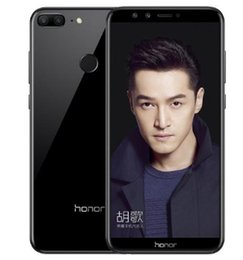 "Discount huawei cell phones india - Original Huawei Honor 9 Lite 4G LTE Cell Phone 4GB RAM 32GB 64GB ROM Kirin 659 Octa Core Android 5.65"" 13.0MP Finge"