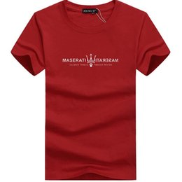 $enCountryForm.capitalKeyWord Australia - Mens T-Shirts Brand Designer Summer Top maserati Print Fashion Casual Tees O Neck Hip Hop Street Style Luxury Cool Shirt Big Plus Size