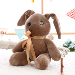 Chinese  Easter New Brand Rabbit Plush Toy Mamas & Papas Baby Doll 23CM 35CM Cute Bunny Baby Kids Stuffed Animal Millie & Boris Rabbit Sleeping manufacturers